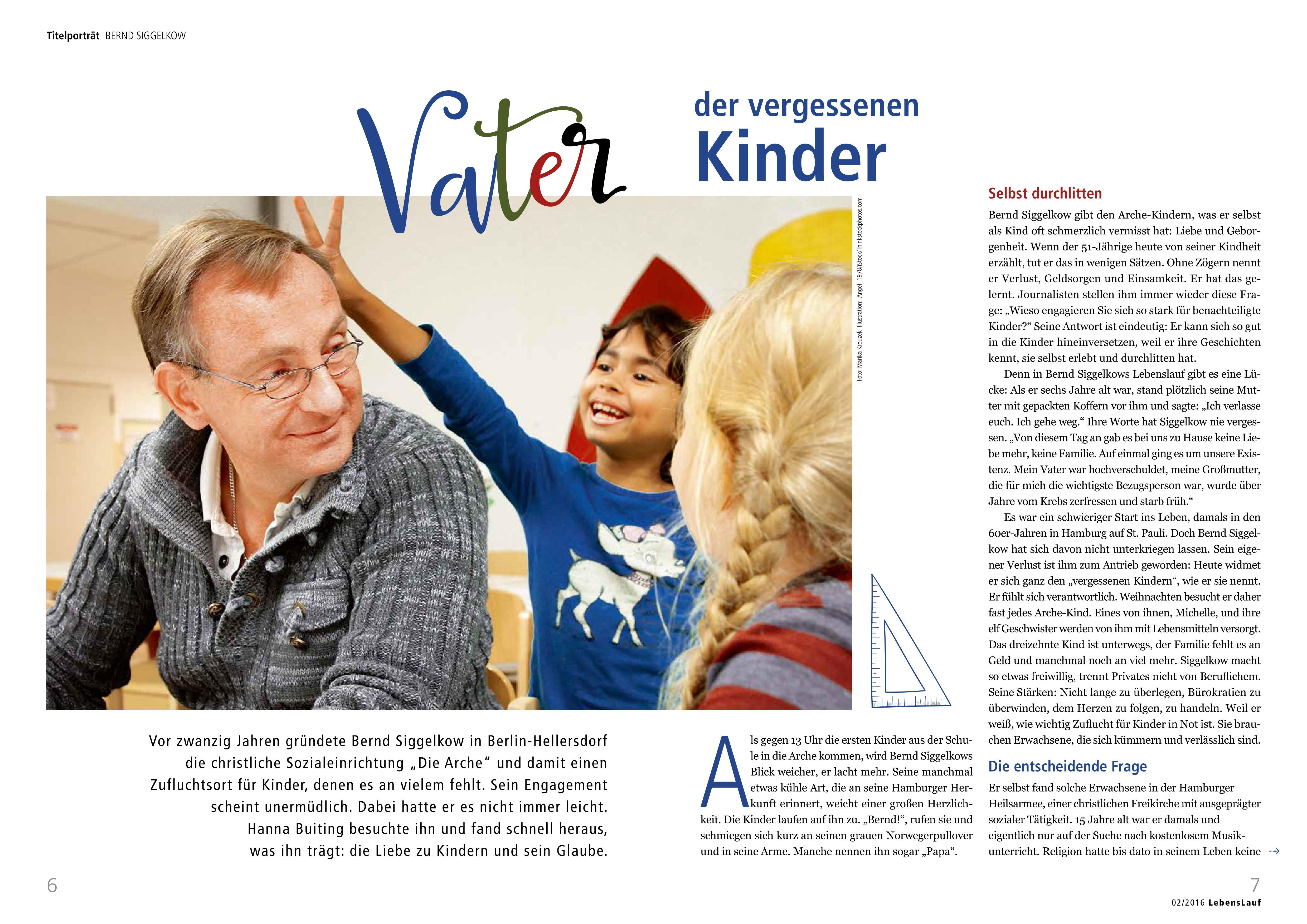 Vater der vergessenen Kinder – hannabuiting.de